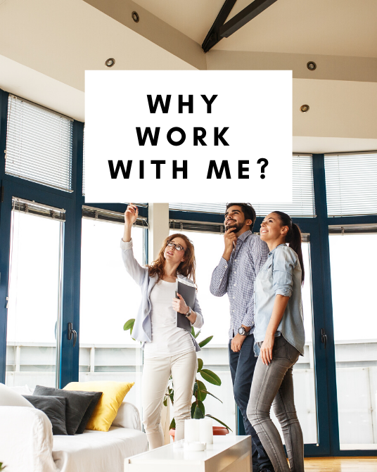 Why Work with Me? | Brenda Knox Lubeck | Kansas City Homes
