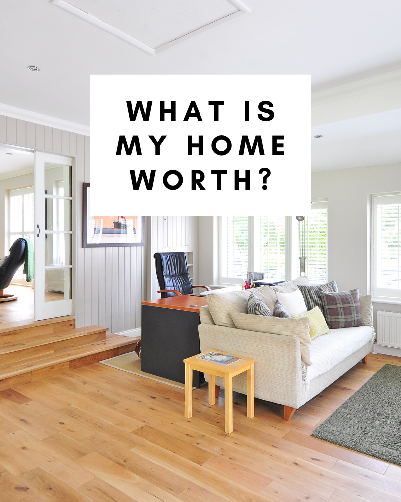 What is My Home Worth? | Brenda Knox Lubeck | Kansas City Homes